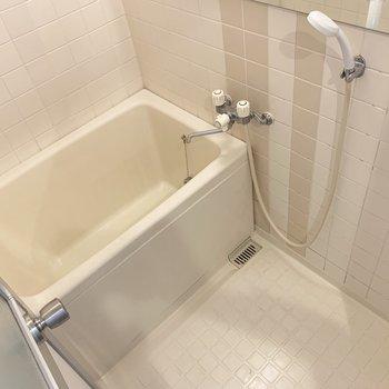 お風呂はそのまま。コンパクトです◎※写真は前回募集時のもの