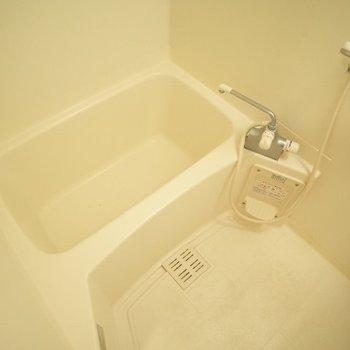 お風呂はこんな感じ。(※写真は6階の同間取り別部屋のものです)