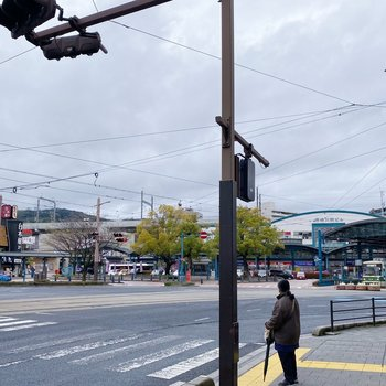 横川駅までは歩いて3分ほどです!