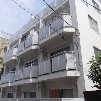 マンション角田