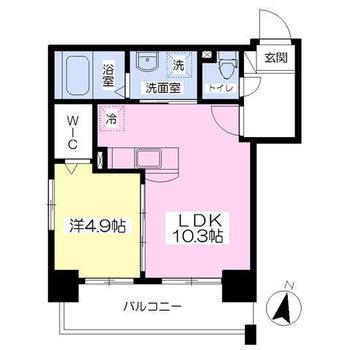 デッドスペースが少ないので、個人的には2人暮らしでもいいかな、って思います。