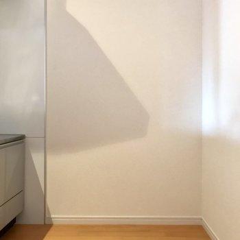 キッチンは家電も置けちゃいそう!(※写真は6階の同間取り別部屋のものです)