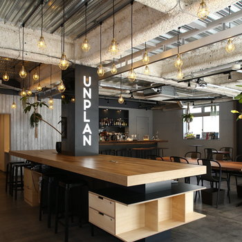 【共用部】カフェレストランは宿泊者以外の方もご利用いただけます。