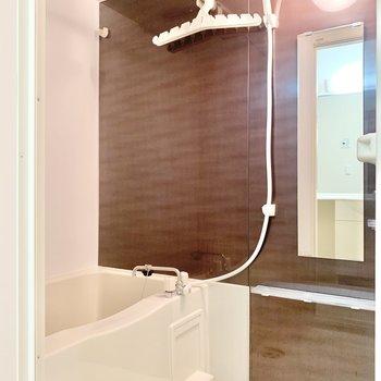 ホテルライクな浴室です。