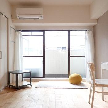 家具イメージ】北欧テイストの家具がとっても似合います〜。 ※家具はモデルルーム仕様