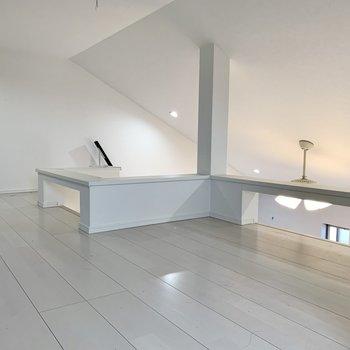 寝室にしても趣味部屋にしてもOK※写真は2階の反転間取り別部屋のものです