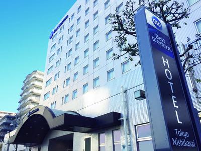 ベストウェスタン東京西葛西【ホテル】の間取り