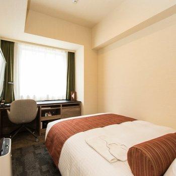 2階〜11階のいずれかのシングルタイプお部屋をご案内予定です。