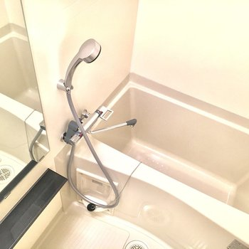 浴室乾燥機が付いています〜!