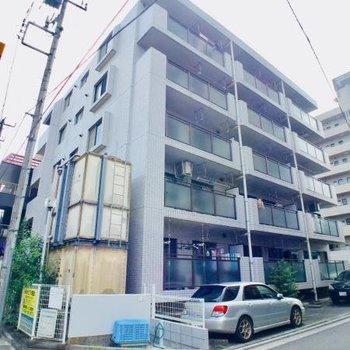宇山パークマンション