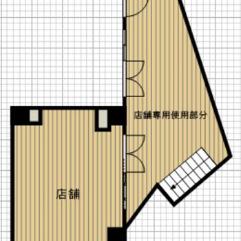 11階建ての2階部分です