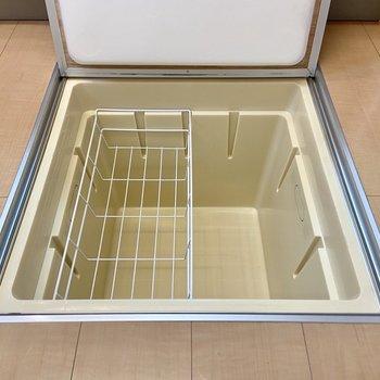 【LDK】床下収納には乾物などのストックをいれると◎