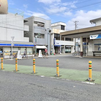 本鵠沼駅へやってきました。