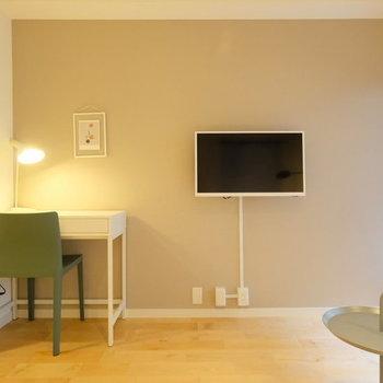 【家具入りイメージ】セカンドハウスとしも利用可能です。