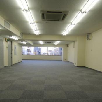新宿 40坪 オフィス