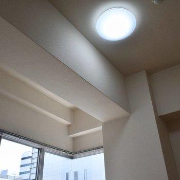 洋室7帖】天井が個性的!