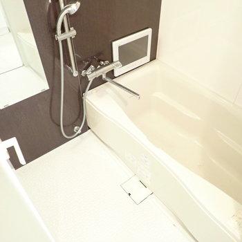 浴室乾燥機、テレビつきでした!※テレビは動作確認していません。