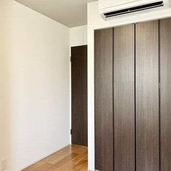 2部屋ともエアコン完備していていつでも快適に過ごせます。