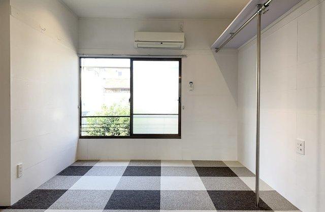恵明荘 Herbal Apartment みんなで創るキッチンガーデンのお部屋