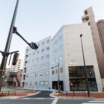天神南駅から徒歩11分!春吉エリアのホテルです!