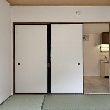 【和室】各部屋に収納があるのは嬉しいですよね。