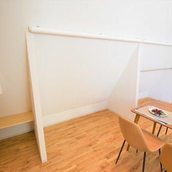 ※写真の家具はサンプルです