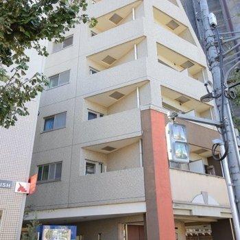 プレール荻窪弐番館
