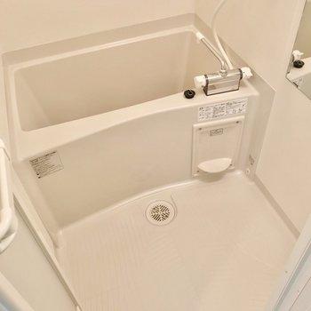お風呂は追焚機能付きで、長風呂を楽しむことも◎