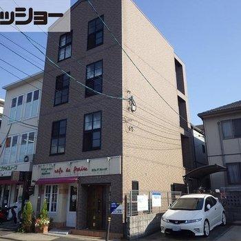ボヌール茶屋ヶ坂