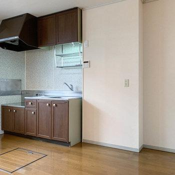 【DK】キッチン周りにゆとりがあります。