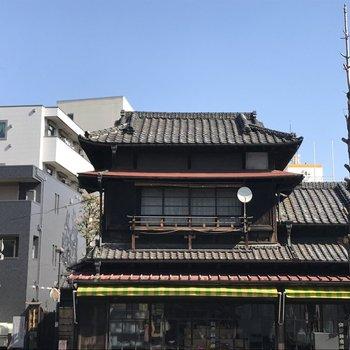 こんなの日本建築も