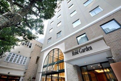 ホテルローズガーデン新宿【ホテル】の間取り