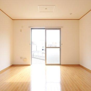 LDKは11.5帖!大きめの家具もゆったり置けます。