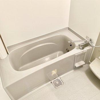 お風呂はゆったりとしていますよ!