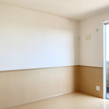 【北側6帖】落ち着くお部屋です。