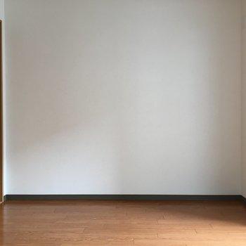 寝室に良いかも写真は4階反転間取り・別部屋のものです