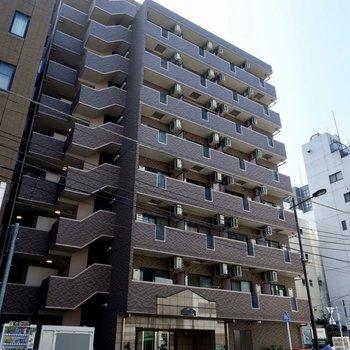 秋葉原駅近くのマンションです。