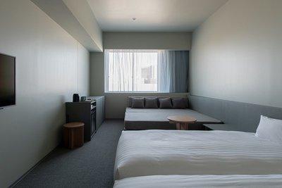 KAIKA 東京 by THE SHARE HOTELS【ホテル】の間取り