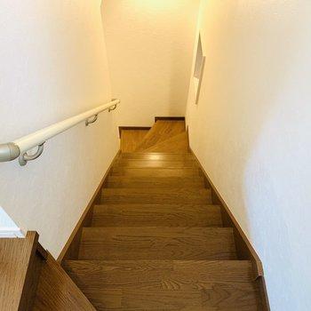 お次は1階を覗いてみましょう。