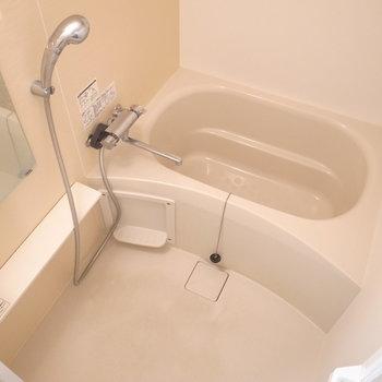 浴室乾燥機がついてます!