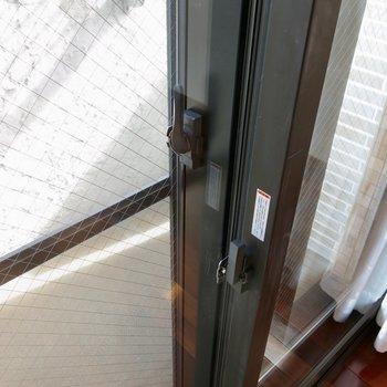 窓は二重になってます※写真は同間取り別部屋のもの ※写真は同間取り別部屋のもの