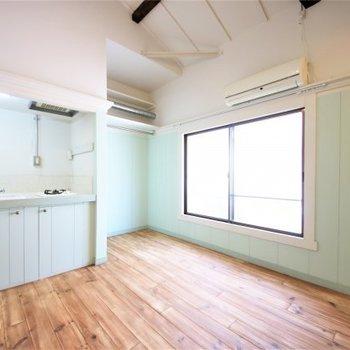 恵明荘 Herbal Apartment みんなで創るキッチンガーデン