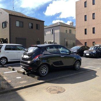 駐車場もありますが、空きをご確認ください。