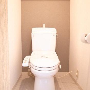トイレもなんだかいい雰囲気だな〜。