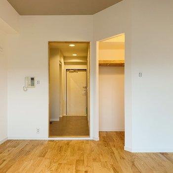 ゆったり〜なワンルームのお部屋です。