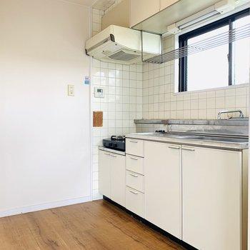 キッチンスペース。
