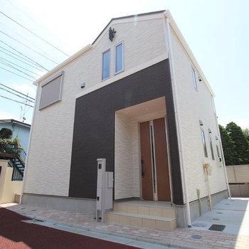 Flat nine residence1号棟