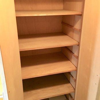 シューズボックスもたくさん入ります◎※写真は5階同間取り・別部屋のものです。