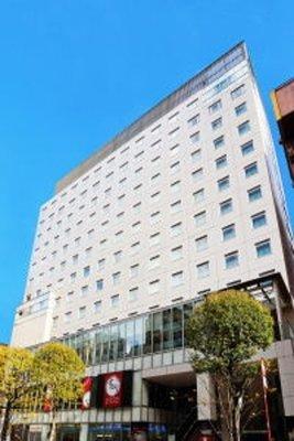 シタディーンセントラル新宿東京【ホテル】の間取り