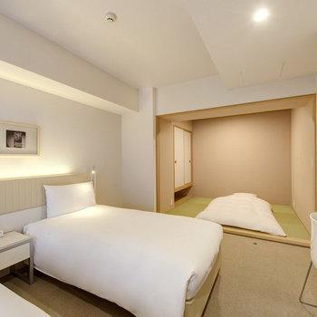 【ホテルステイ】贅沢ホテル暮らし